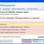HDD Defragmenter Virus
